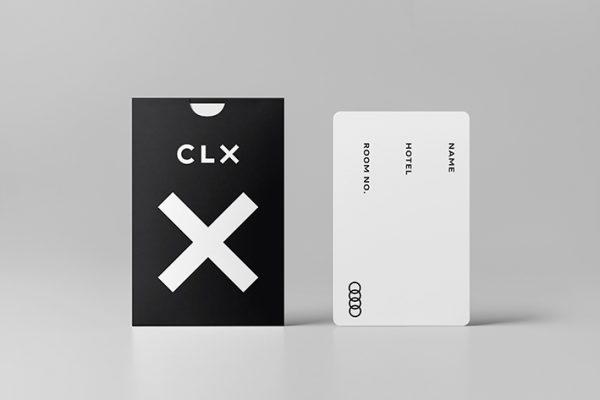 CLX // Zimmerkarte