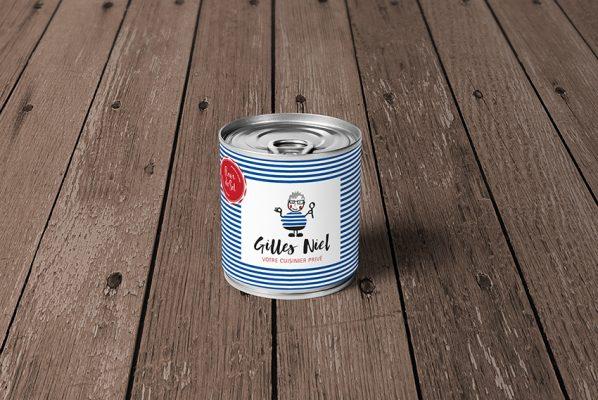 Gilles Niel  // Fleur de sel