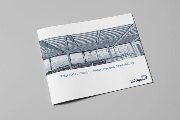 Inprojekt  // Broschüre