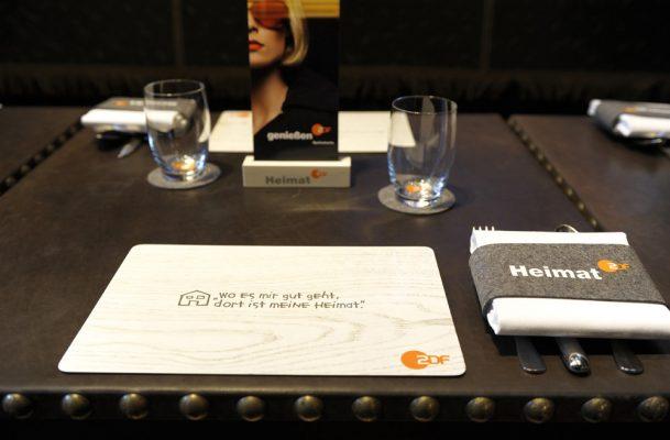 ZDF // Berlinale// Agentur: Nest One // Fotos: Nest One