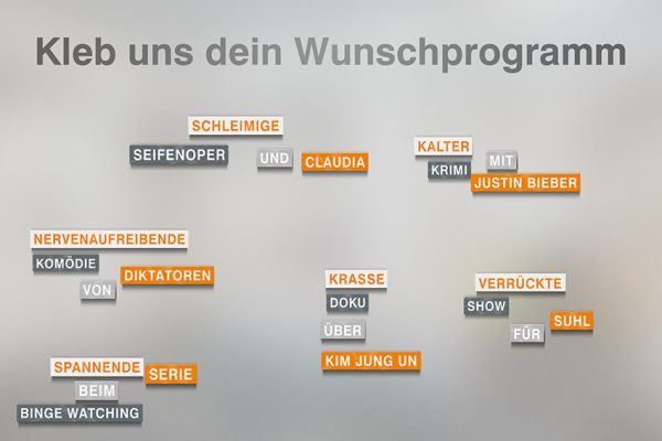 ZDF // ontour // Agentur: Uniplan