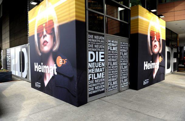 ZDF // Berlinale // Agentur: Nest One // Fotos: Nest One